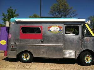 Die Straßen-Food-Szene in der US-Hauptstadt boomt: Einer von zahlreichen Food Trucks in Washington DC (Foto: Destination DC)
