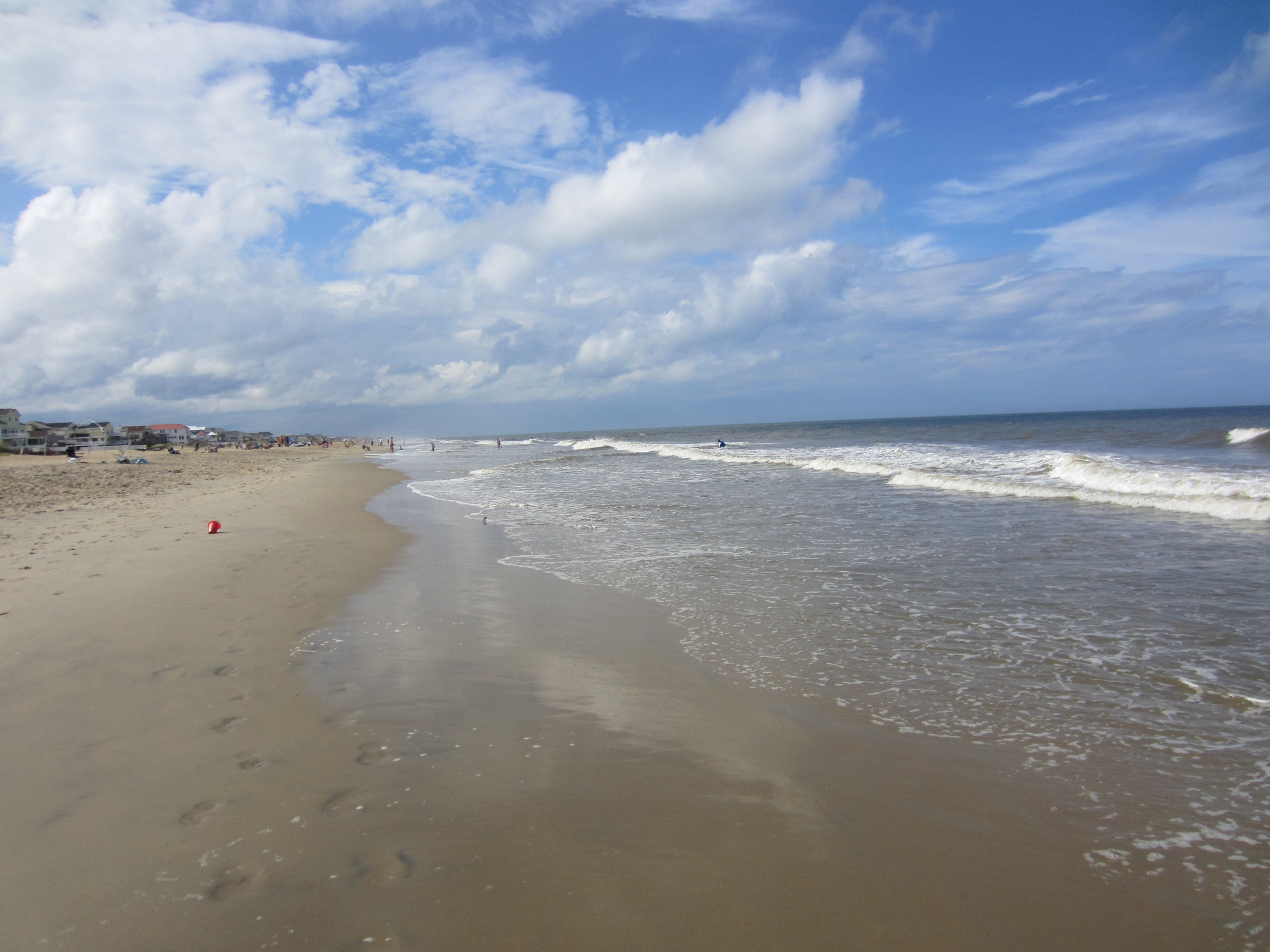 Strand in Virginia Beach