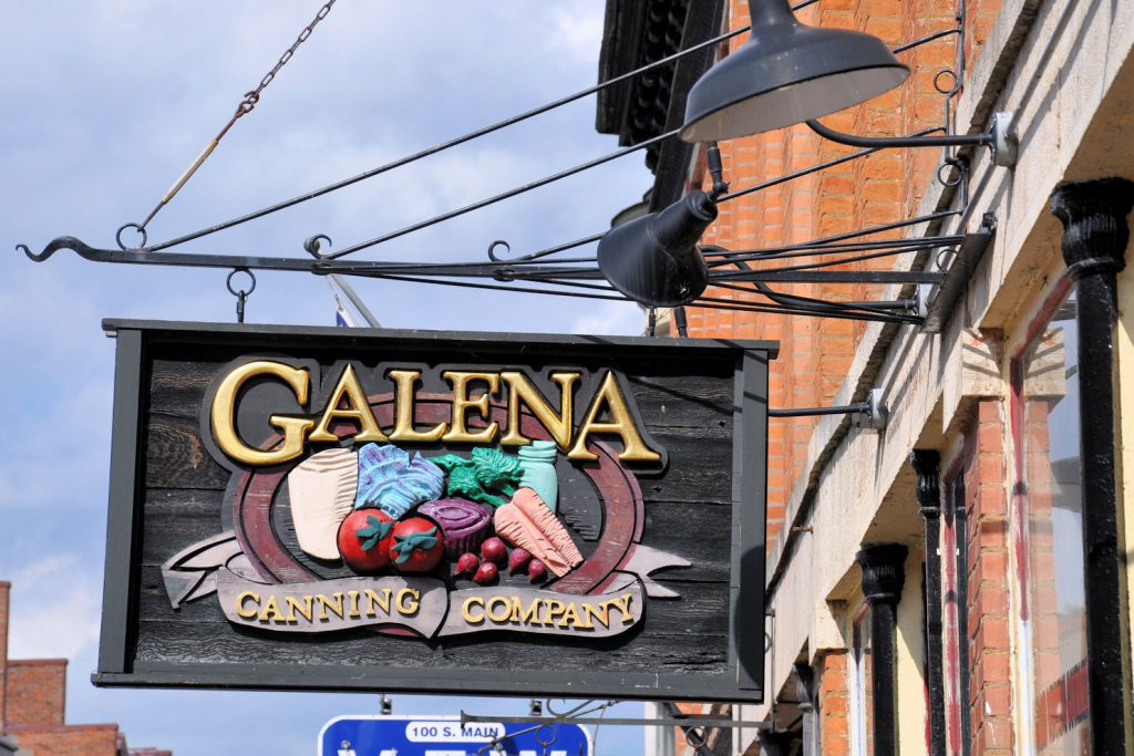Die Galena Canning Company