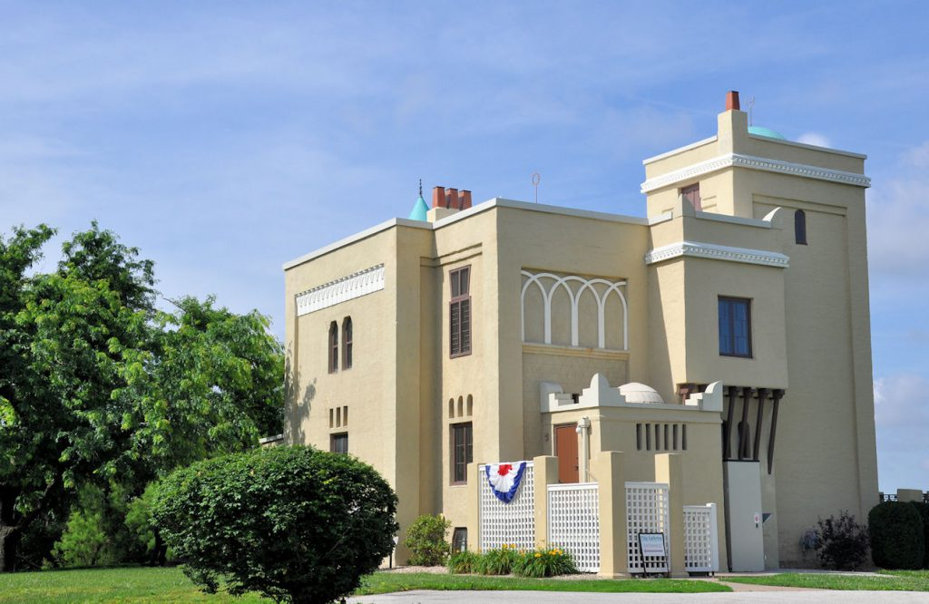 Villa Katrhine in Quincy, Illinois
