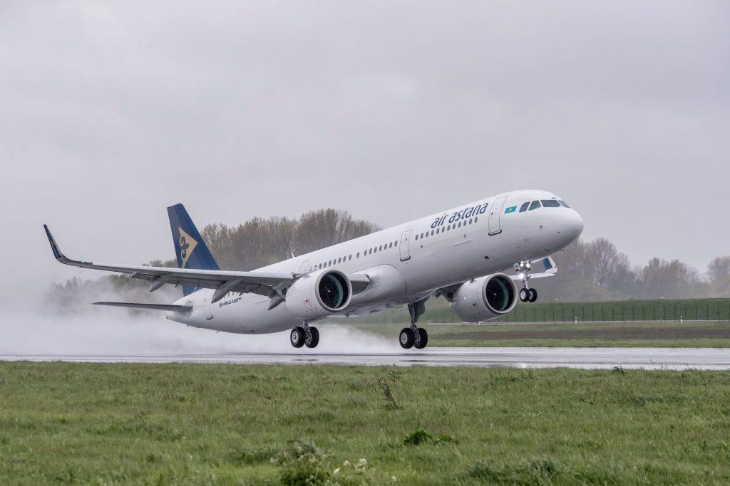 Kasachische Airline läd zu Zwischenstopp ein