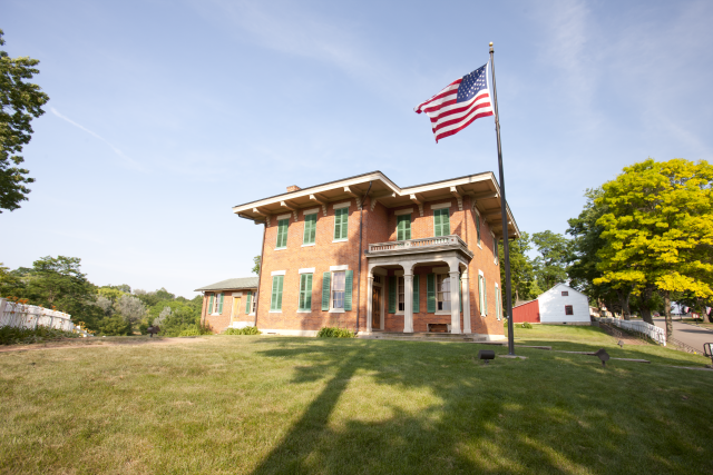 Galena - General Grant Home - Foto Jim Luning Photography_Galerie